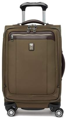 """Travelpro Platinum Magna 2 20\"""" Expandable Business Plus Spinner"""