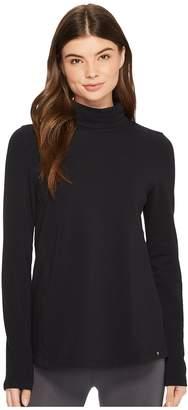 Hanro Kaja Mock Neck Shirt Women's T Shirt