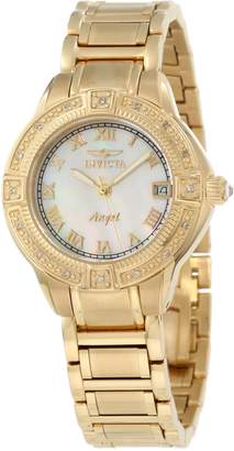 Invicta Women's 12807 Angel Dial Diamond Accented Watch