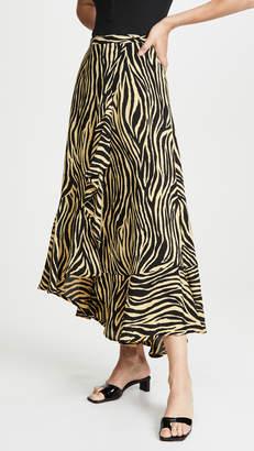 Faithfull The Brand Jasper Midi Skirt
