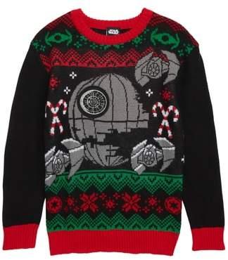 JEM x Star Wars(TM) Death Star Musical Holiday Sweater