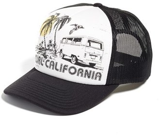 Women's Rip Curl Saturday Trucker Hat - Black $19.50 thestylecure.com