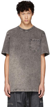 Stella McCartney Grey Idol Oversized T-Shirt