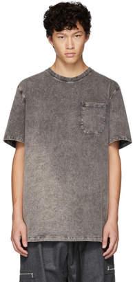 Stella McCartney Grey Idol Oversized T-Shirt