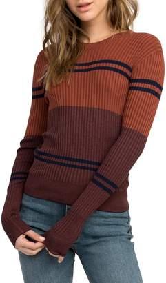 RVCA Even Stripe Sweater