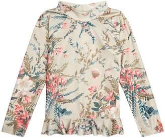 Zimmermann Bayou Floral Rash Vest