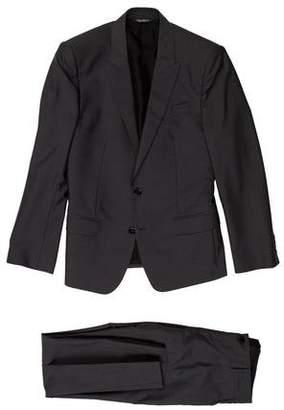 Dolce & Gabbana Wool & Silk Two-Piece Suit
