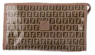 Fendi Patent Leather Clutch