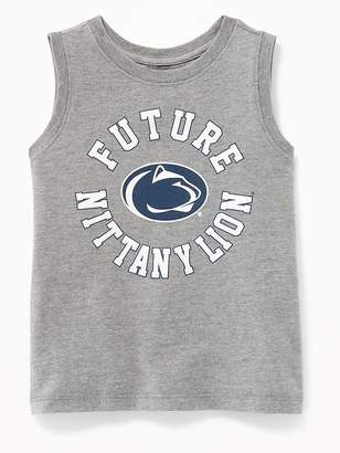 """Old Navy """"Future"""" College-Team Graphic Muscle Tank for Toddler Boys"""