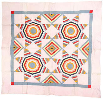 One Kings Lane Vintage Star Quilt