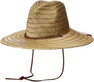 at Amazon Canada · Brixton Men s Bells Extra Wide Brim Straw Fedora Hat f5d7af1df8a