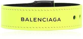 Balenciaga Leather Party Bracelet