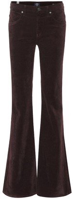 Citizens of Humanity Chloe corduroy flare-leg pants