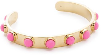 Kate Spade New York Tag Along Cuff $58 thestylecure.com