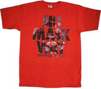 Crooks & Castles Ski Mask T-Shirt True