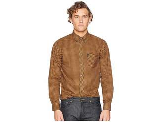 Ben Sherman Long Sleeve Classic Gingham Shirt