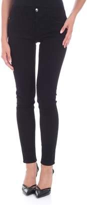 Emporio Armani Black Skinny Fit Jeans