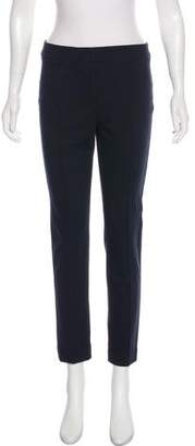 Akris Punto Mid-Rise Skinny Pants
