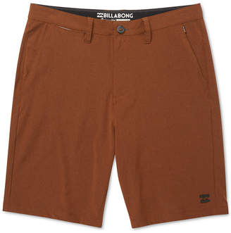 "Billabong Men Crossfire X 21"" Stretch Hybrid Shorts"