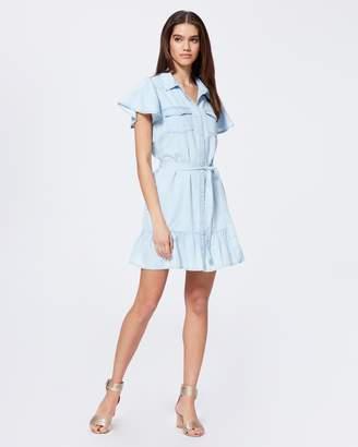 Paige CALLAN DRESS WESTERN POCKETS-CADIE