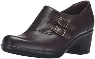 Clarks Women's Genette Ivy Slip-On Loafer