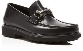 Salvatore Ferragamo Glasgow Loafers $580 thestylecure.com