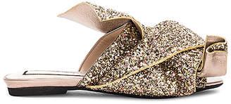No.21 No. 21 Bow Glitter Slide