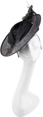 Vivien Sheriff Squirrel Lace Embellished Hat