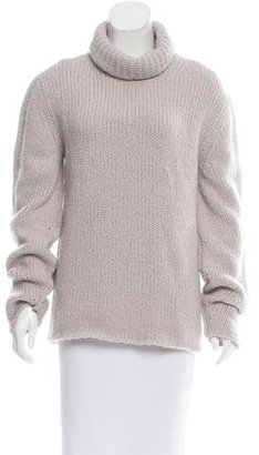 Brochu Walker Merino Wool Turtleneck Sweater w/ Tags $125 thestylecure.com