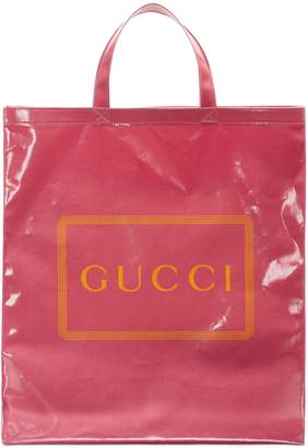 Gucci Medium print tote