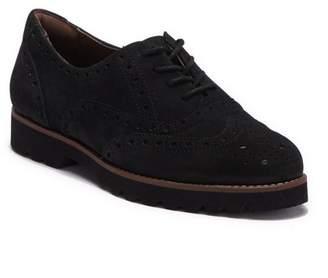 Earthies Santana Wingtip Leather Oxford