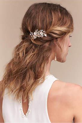 Anthropologie Bursting Blooms Hair Comb