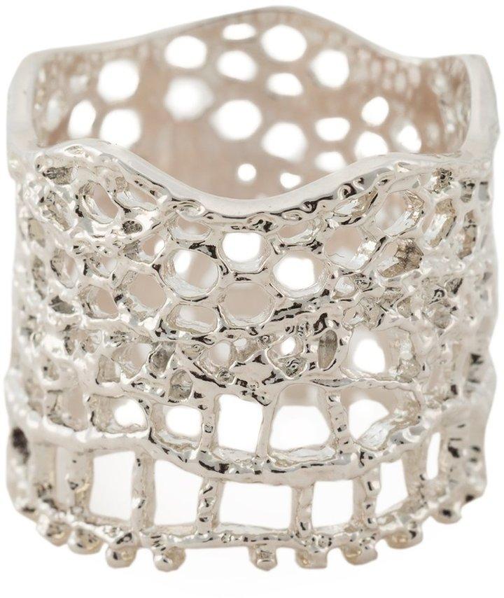 Aurelie BidermannAurelie Bidermann 'Vintage Lace' ring