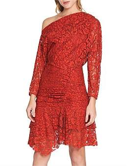 Camilla And Marc Clemence Off-Shoulder Dress
