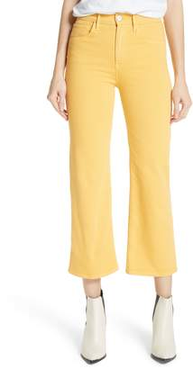 3x1 NYC W4 Shelter Wide Leg Crop Jeans