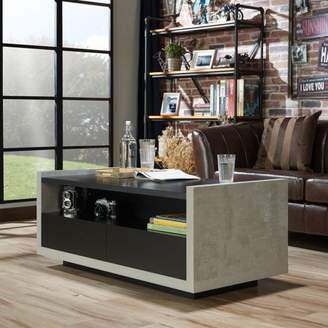 Furniture of America Chriz Industrial Coffee Table, Multiple Colors