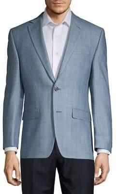 Lauren Ralph Lauren Silk & Wool Blend Sports Coat