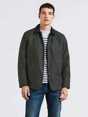 Levi's Sherpa Lined Engineer's Coat