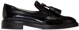 Burberry Black Halsmoor Loafers