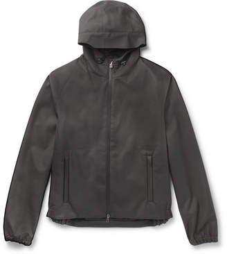 Loro Piana Weatherproof Hooded Shell Jacket