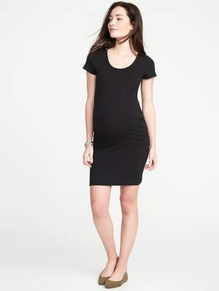 Old Navy Maternity Bodycon Scoop-Neck Dress