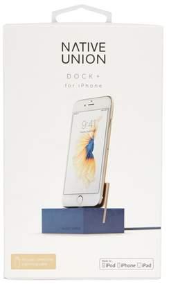Native Union DOCK+ IPhone Charging Dock