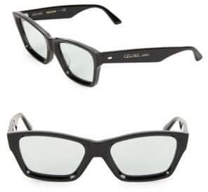 Celine Winter CL40053I 58MM Cateye Sunglasses