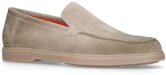 Santoni Yalta Casual Loafers