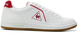 Le Coq Sportif logo lace-up sneakers