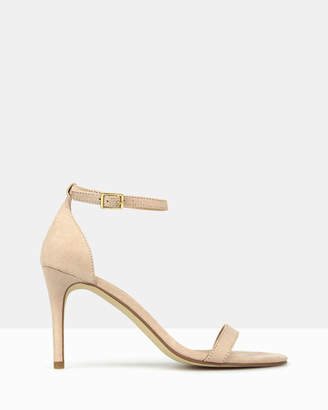 betts Buttercup Low Stiletto Heels