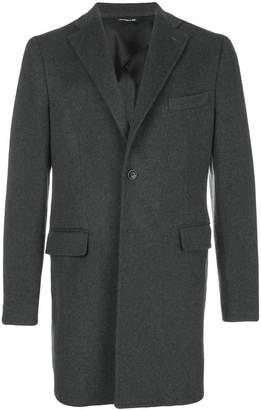 Tonello short single-breasted coat