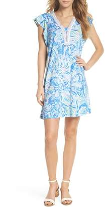 Lilly Pulitzer R) Zandra Shift Dress