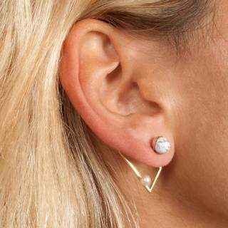 LeiVanKash Ochi Earring