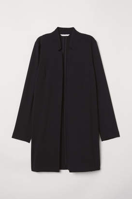 H&M Long Jacket - Black